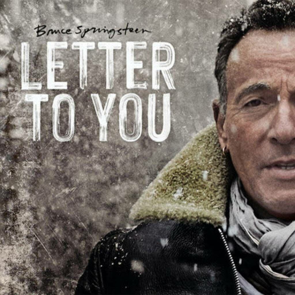 Bruce Springsteen E Street Band Letter To You