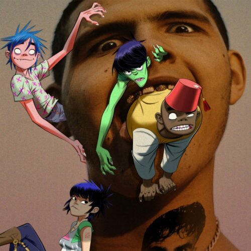 Gorillaz … the machine has been switched on